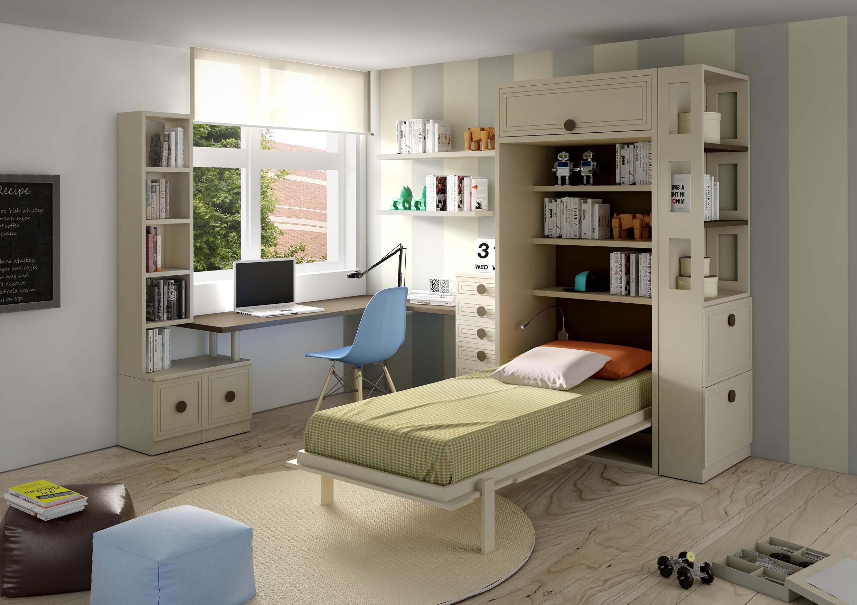 dormitorios juveniles a medida y de diseño en estudio ambiente