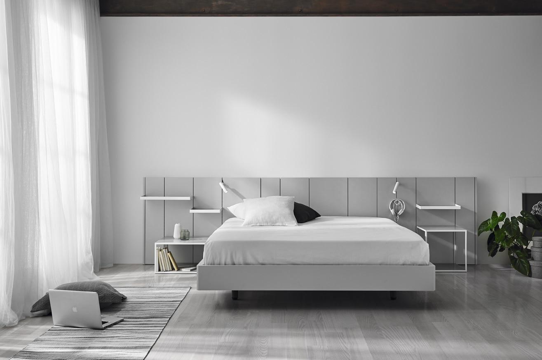 dormitorios de matrimonio a medida y de diseño en estudio ambiente