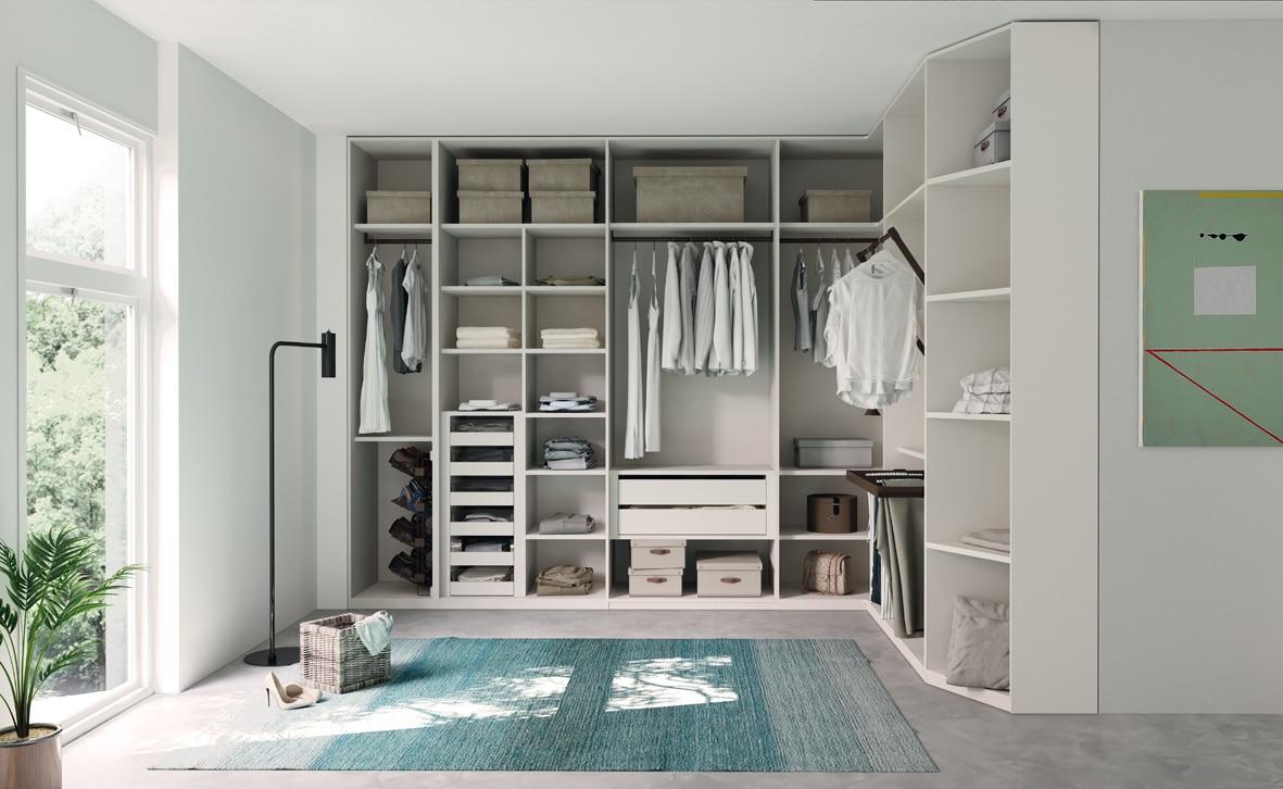 armarios y vestidores a medida y de diseño en estudio ambiente