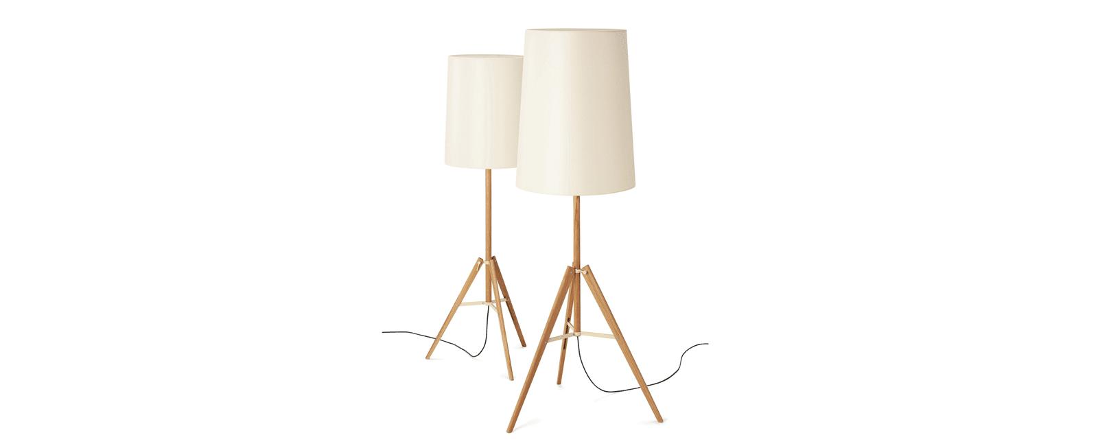 lamparas de pie para personalizar tu hogar