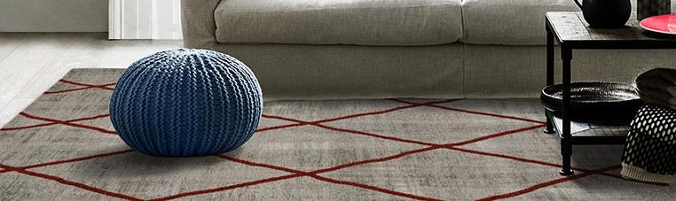 alfombras minimalistas para tu hogar en estudio ambiente