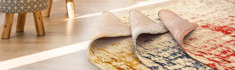 alfombras de varios colores para tu hogar en estudio ambiente