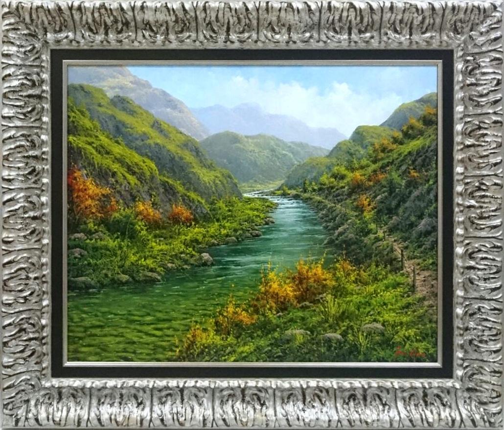 cuadros de naturaleza para decorar tu hogar en estudio ambiente