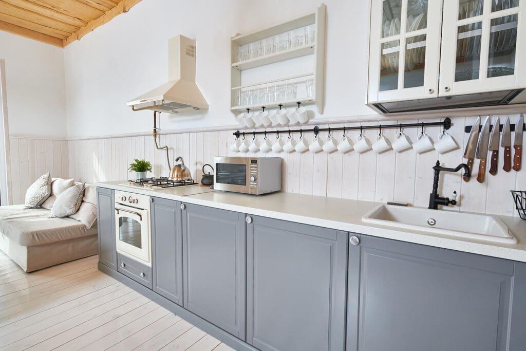 Qué medida deben tener tus muebles de cocina? - Estudio Ambiente