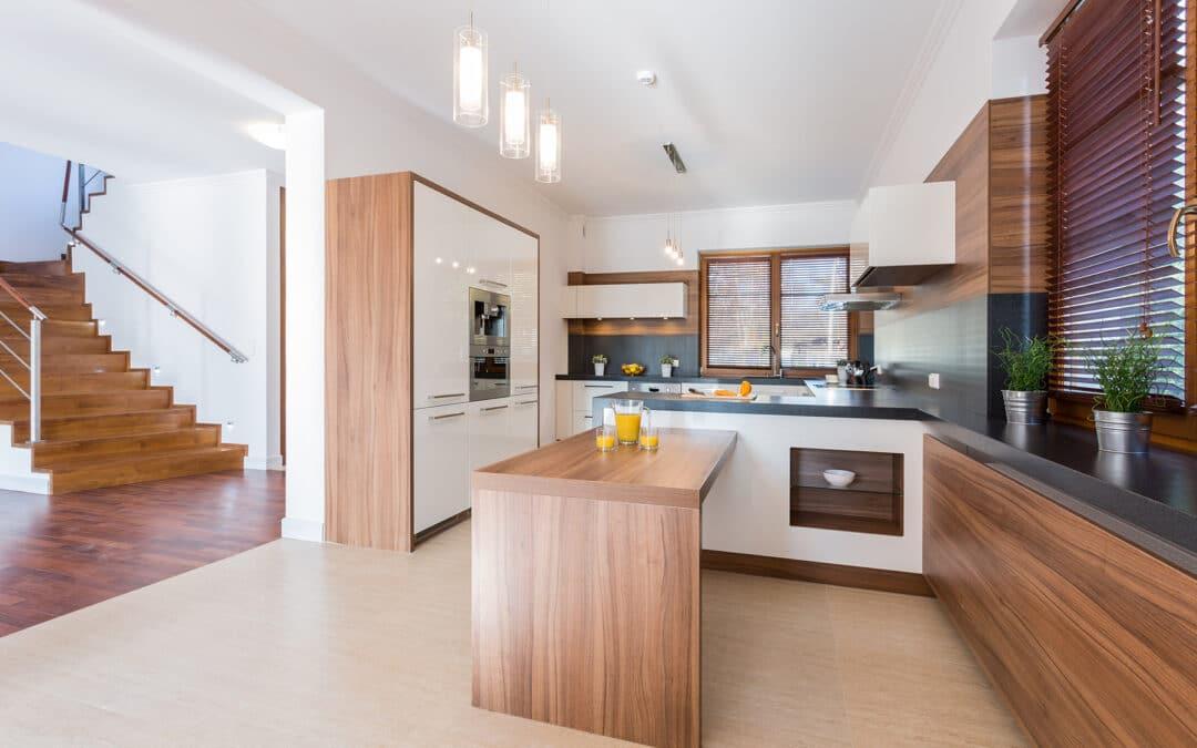 ¿Qué medida deben tener tus muebles de cocina?