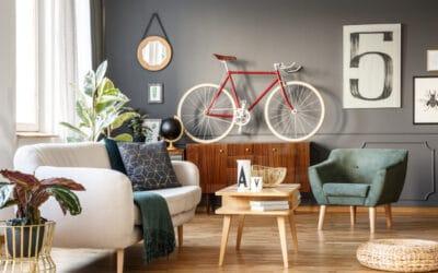 Estilo vintage en muebles y decoración