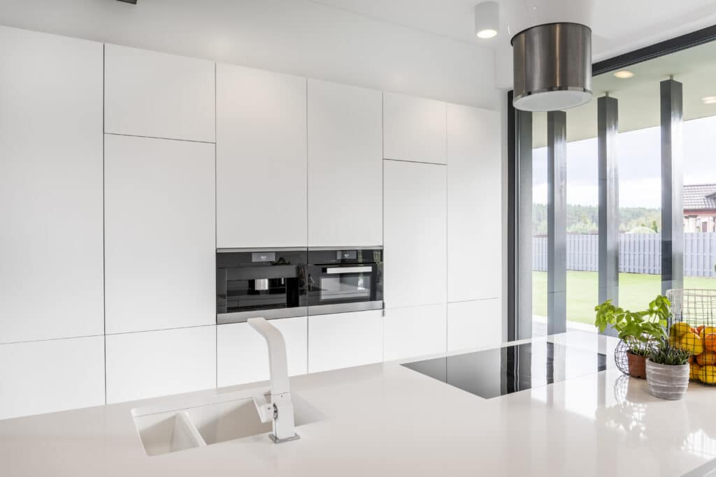 cocina estilo minimalista