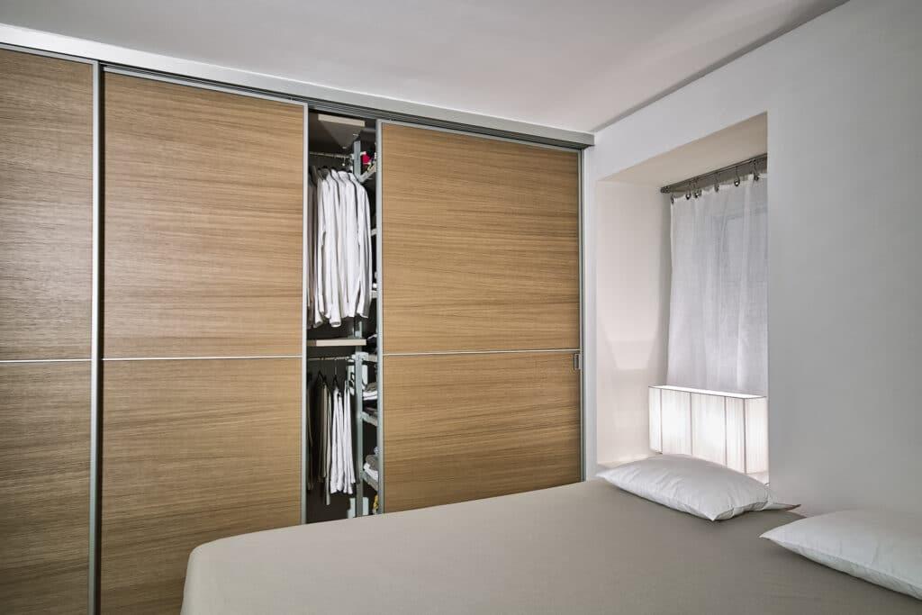 iluminacion armario vestidor