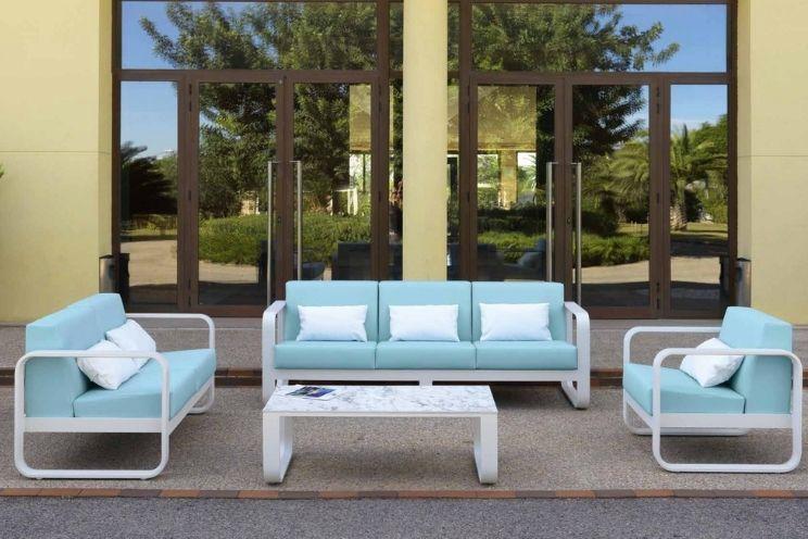 Terraza: muebles