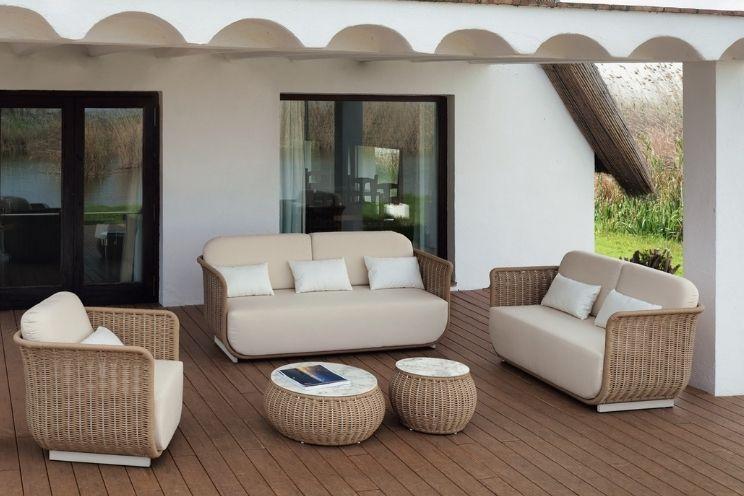 Terraza: porches y pérgolas