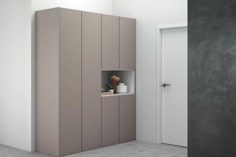 Cómo escoger la puerta de los muebles de cocina