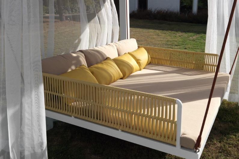 Muebles terraza cuerda Arkimueble