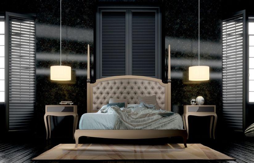 Decoración de dormitorios de matrimonio modernos y de diseño