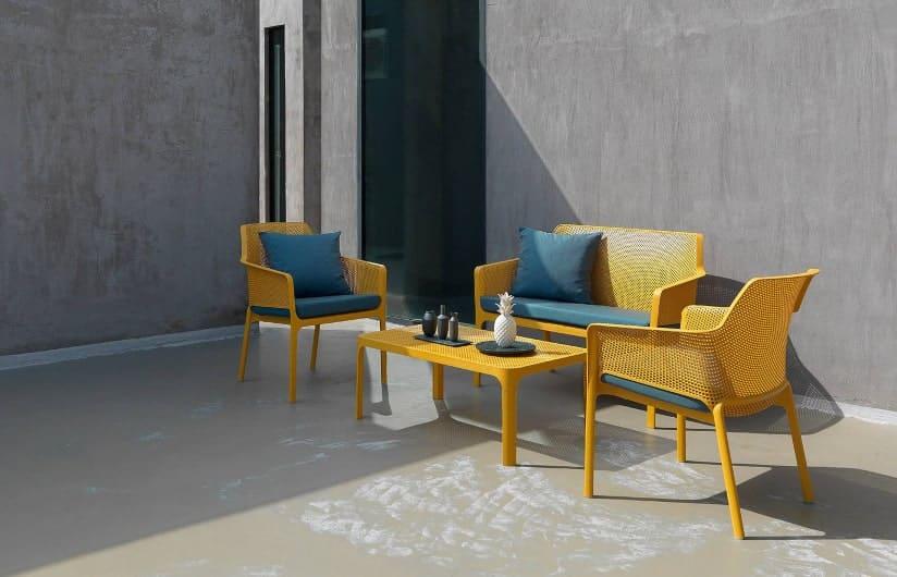 Tendencias en muebles de terraza y jardín modernos: consigue una terraza con estilo